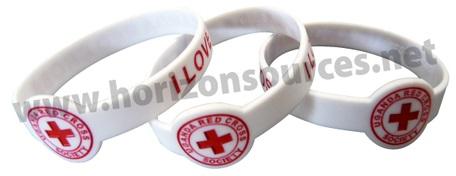 speciale silicone armbandjes