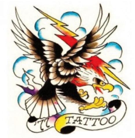 tijdelijke tattoo